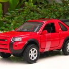 NewRay 1/32  Diecast Car Model Land Rover Freelander 2004 RED