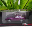 High Speed 1/43 Diecast  Model Car Porsche 928 S4 Coupe 1986 PURPLE