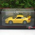 High Speed 1/43 Diecast  Model Car Porsche 911 GT2 2000 YELLOW