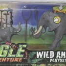 Chap Mei -  Jungle Adventure - Wild Animal Playset  (Elephant)