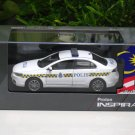 Royal Malaysia Police Series - 1/32 Diecast Proton Inspira POLIS PDRM