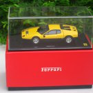 Kyosho 1/43 Diecast Car Model Ferrari 512BB YELLOW 05011Y