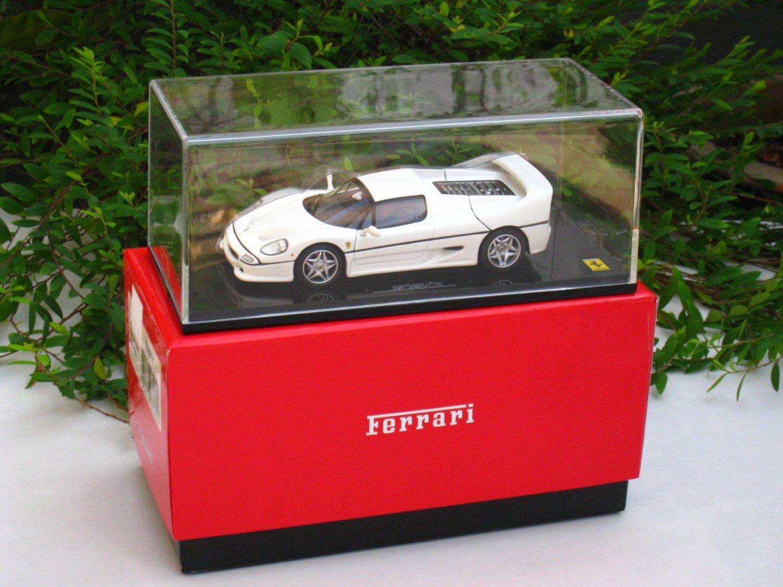 Kyosho 1/43 Diecast Car Model Ferrari F50 WHITE 05091W