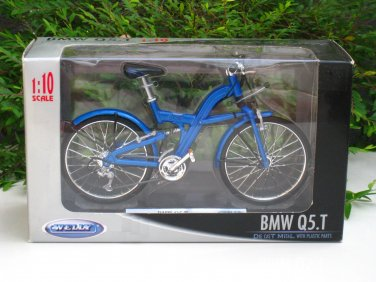 Welly 1/10 Die Cast Bicycle BMW Q5.T