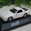 Yodel 1/72 Diecast Car Model INITIAL D Mazda RX-7 111 FC3S WHITE (6cm)