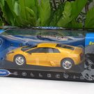 Welly 1/18 Die cast Car Model Lamborghini Murcielago 2003 (YELLOW)