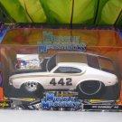 Maisto 1/24 Diecast Car Model MUSCLE MACHINE 1970 OLDSMOBILE 442 WHITE
