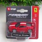 Bburago 1/64 Diecast Car Model Ferrari Challenge Stradale Mini car