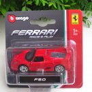 Bburago 1/64 Diecast Car Model Ferrari F50 Mini car