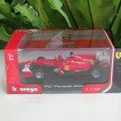 Bburago 1/32 Die cast Model Car F1  Ferrari  F10 Fernando Alonso 2010 Formula 1