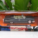 New Ray 1/43  Diecast model car    Cadillac Coupe De Ville 1976  BLACK