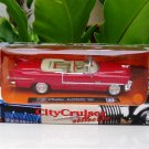 New Ray 1/43  Diecast model car  Cadillac Eldorado 1955 RED