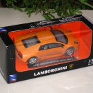 New Ray 1/43  Diecast model car 2002 Lamborghini Murcielago LP640 ORANGE