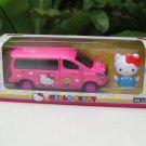 Sanrio Hello Kitty MPV Multi-purpose Vehicle HK-331 (13cm)