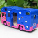 Sanrio Hello Kitty  Motorhome  Box Van  Pink(15cm)