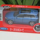 Welly 1/34-1/39 Die cast Car Volvo XC 90 2015 BLUE(11cm)