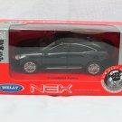 Welly 1/34-1/39 Die cast Car Hyundai Azera Black(11cm)