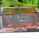 Maisto 1/24 Harley Davidson Ford Mustang GT 5.0 (2015) Mat Black