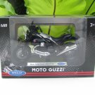 Welly 1/18 Diecast Motorcycle Moto Guzzi Griso 1200 8V SE (Black)