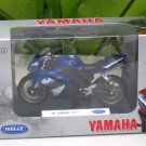 Welly 1/18 Diecast Motorcycle Yamaha YZF R1 (2008)