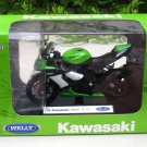 Welly 1/18 Diecast Motorcycle Kawasaki Ninja ZX 10R 2009