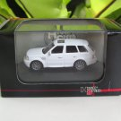 High Speed 1/87 Diecast Model Car Land Rover Range Rover Sport white (5.5cm)