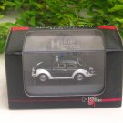 High Speed 1/87 Diecast Moder Car VW Volkswagen Kafer Beetle POLIZEI DARK GREEN
