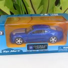 "Top Mark (5"") 1/38 Diecast  Model Car 2010 Chevrolet Camaro RS  (Blue)"