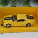 "Top Mark (5"") 1/38 Diecast  Model Car 2010 Chevrolet Camaro RS Yellow (Bumblebee)"