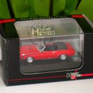 High Speed 1/87 Diecast Model Car  Camaro SS396 1969 (RED) 5cm