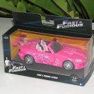 Jada 1-32 Fast & Furious Series -  Suki's 2001 Honda S2000 - 2 Fast 2 Furious (2003) (97610)
