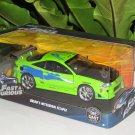 Jada 1-24 Fast & Furious Series -  Brian's 1995 Mitsubishi Eclipse Fast & Furious (2001) (97603)