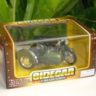 1/18 Diecast Motorcycle Classic Sidecar M558  (Green)