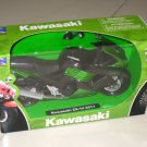 New Ray 1/12 Diecast Motorcycle Kawasaki Ninja ZX-14R (Green) 2011