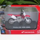 NewRay 1/32 Diecast Motorcycle  Honda CRF450R dirt bikes 2006 (Red)