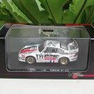 High Speed 1/43 Diecast Model Car Porsche 911 GT2 Endurance 1997 #77 White