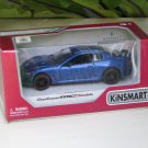 "Kinsmart (5"") Die cast Car 2016 Maserati Granturismo MC Stradale   Blue (1-38) Sports Car"