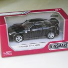 "Kinsmart (5"") Die cast  Car 2009 Nissan GT-R R35 Black (1-36) Sports Car"