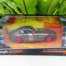 Maisto 1/24 Design Diecast Car EXOTICS Mercedes Benz AMG GT Matte Grey (32505)