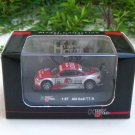 High Speed 1/87 Diecast Model Car Abt Audi TT-R 2003 # 14 Martin Tomczyk  (5cm)