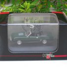High Speed 1/87 Diecast Model Car  Camaro SS396 1969 (Green) 5cm