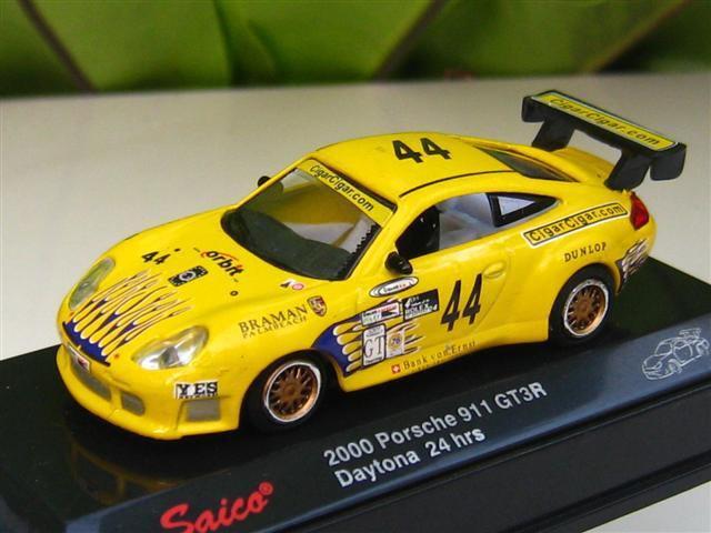 Saico 1-72 Diecast Car Model Porsche 911 GT3R 24hrs Set - 7 nos