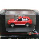 High Speed 1/87 Diecast Car Porsche Cayenne RED Freiwillige Feuerwehr (5.5cm)