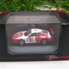 High Speed 1/87 Diecast Car Porsche 911 GT3 Cup Long distance Cup 2004 #72 NGK