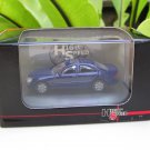High Speed 1/87 Diecast Model Car Mercedes-Benz S-Class S500 (Blue) 5cm