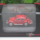 High Speed 1/87 Diecast Model Car VW Volkswagen Kafer Beetle RED  Classics Car (Ladybird)