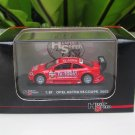 High Speed 1/87 Diecast Car OPEL ASTRA V8 Coupe DTM 2003 TV-Today Dumbreck #19