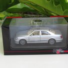High Speed 1/43 Diecast Model Car Toyota Crown Royal Saloon 2004 (Silver)