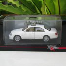 High Speed 1/43 Diecast Model Car Toyota Crown Royal Saloon 2004 (White)