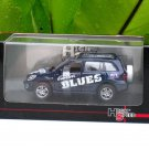 High Speed 1/43 Diecast 2005 AFL Football Collectable Club Car Toyota RAV 4 (Carlton Blues)